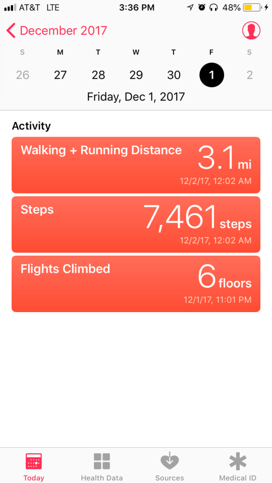Apple Health App without Apple Watch